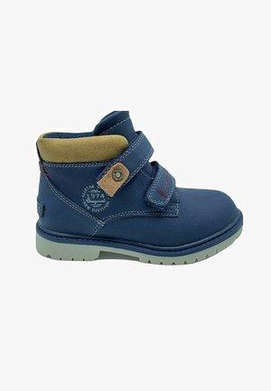 MARINO DEL  AL - Zapatillas altas - blue