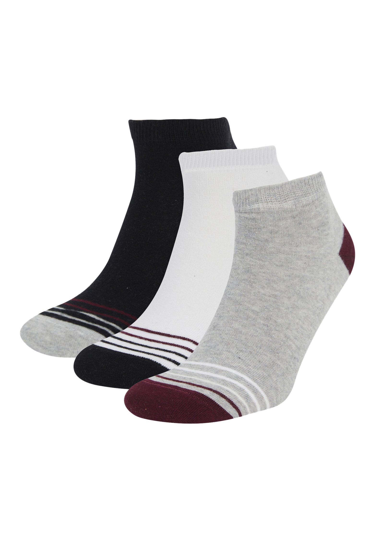 Homme 3 PACK - Socquettes