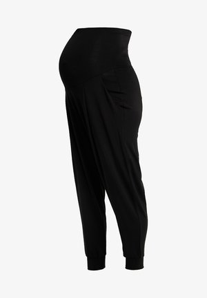 ONCE ON NEVER OFF EASY PANTS - Joggebukse - black