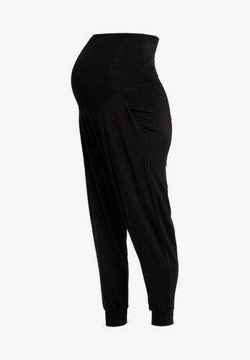 ONCE ON NEVER OFF EASY PANTS - Pantaloni sportivi - black
