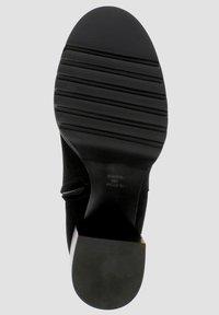 Evita - High heeled ankle boots - black - 5