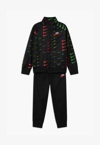 Nike Sportswear - MICRO SET - Tracksuit - black - 0