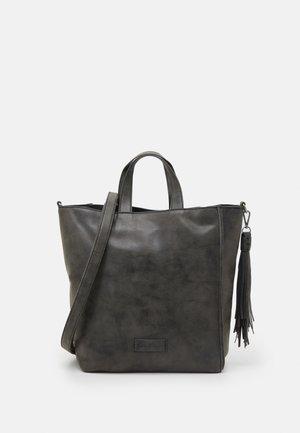 TOTE - Tote bag - black idol