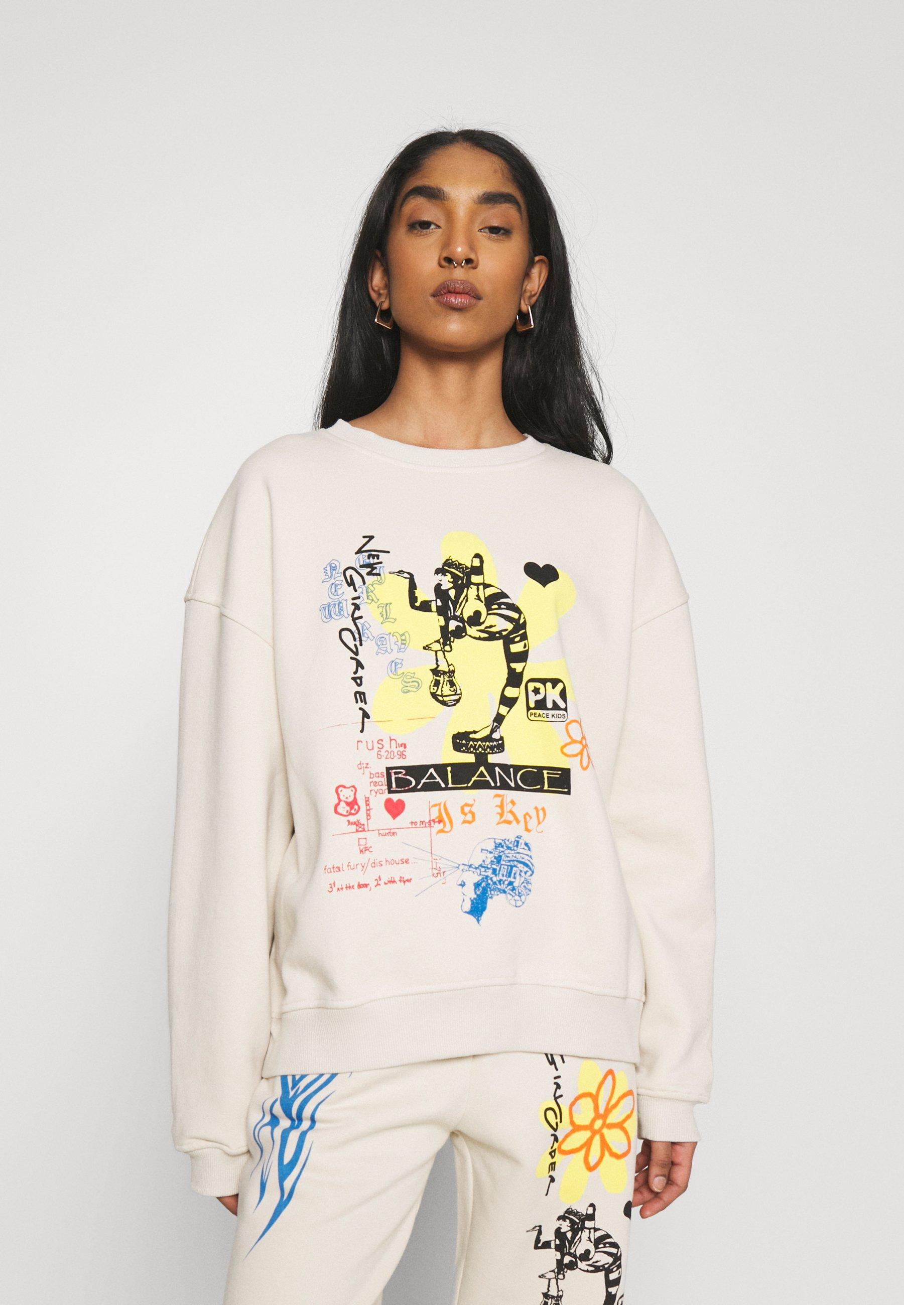 Women BALANCED LIFE - Sweatshirt