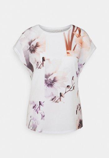 LYLIE - T-shirt imprimé - white