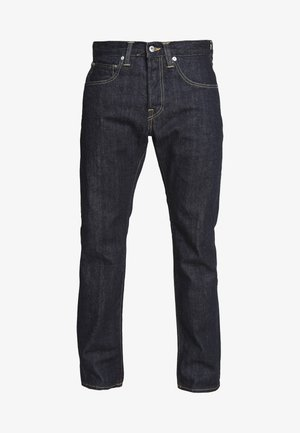 REGULAR TAPERED - Jeans straight leg - dark blue denim