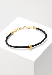Northskull - SKULL FRIENDSHIP BRACELET - Náramek - gold-coloured - 0