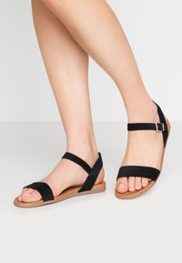 Call it Spring - KASSIAN - Sandály - black - 0