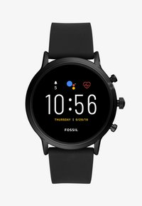 Fossil Smartwatches - THE CARLYLE HR SMARTWATCH - Horloge - black - 1