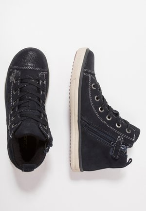 STARLET TEX - Sneakersy wysokie - atlantic