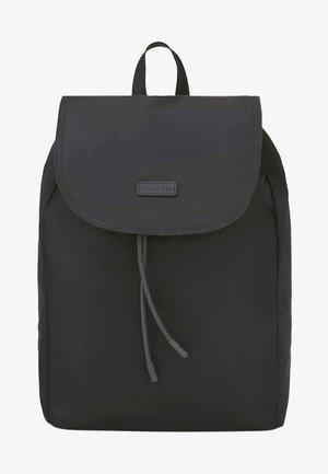 CLARA - Tagesrucksack - black