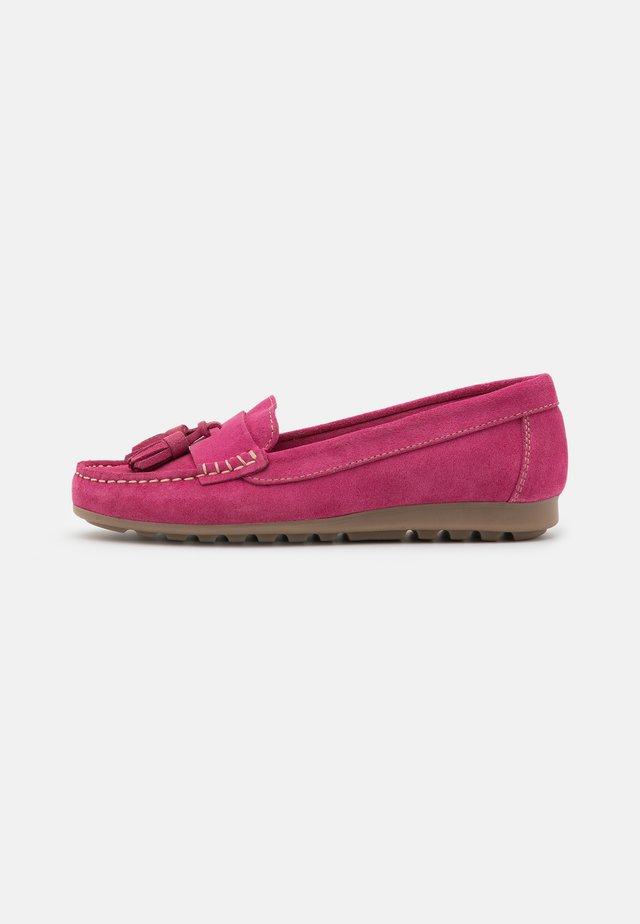 MOCASH - Mockasiner - pink