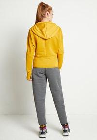 adidas Performance - W ZNE A H C.RDY - Sports jacket - leg gold - 3