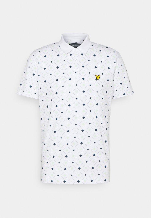 DISRUPTER  - Polo shirt - white