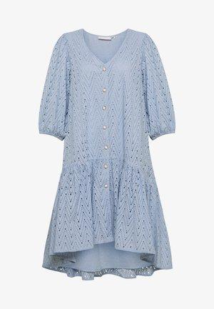 AVIENEKB DRESS - Vestido camisero - skyway