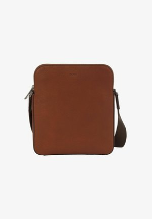 CROSSTOWN  - Across body bag - light brown