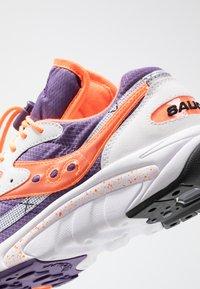 Saucony - AYA - Tenisky - white/purple/orange - 2