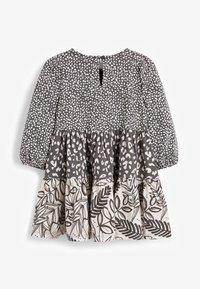 Next - TIER  - Robe d'été - grey - 1