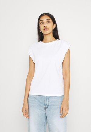PCFELIPA - T-shirts - bright white