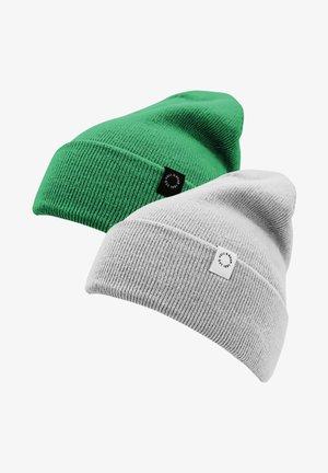 2 PACK - Czapka - green