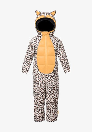 CHEETADO  - Snowsuit - leoprint brown
