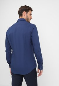 Esprit Collection - SLIM FIT - Formal shirt - navy - 2
