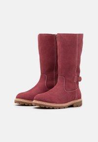 Friboo - Boots - fuxia - 1
