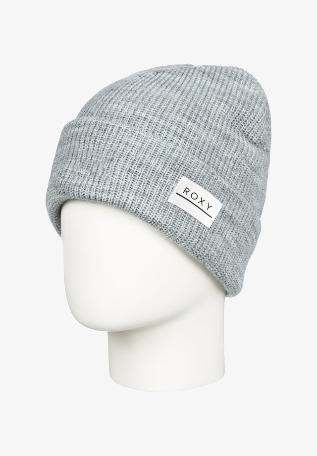 HARPER BEANIE - Beanie - heather grey