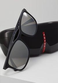 Prada Linea Rossa - Sunglasses - black - 3