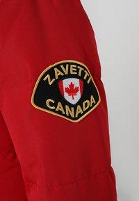 Alessandro Zavetti - OSHAWA - Winter jacket - red - 6