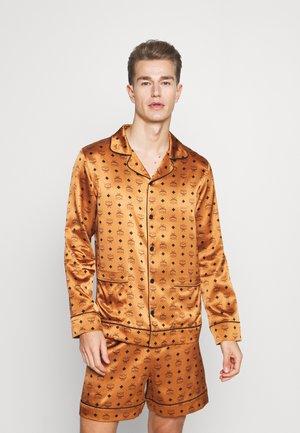 Haut de pyjama - cognac
