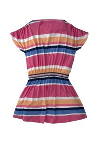TOM TAILOR - Jersey dress - kids stripe mulitcolored - 1