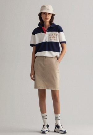 Mini skirt - dry sand