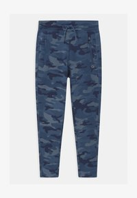 GAP - BOY COZY TECH  - Tracksuit bottoms - blue - 0