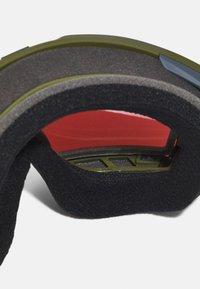 Oakley - LINE MINER - Ski goggles - green - 6