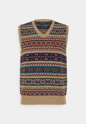 Jumper - camel multi