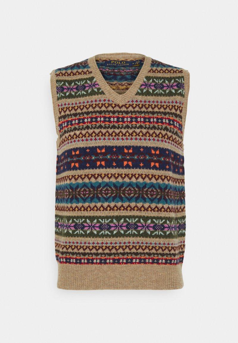 Polo Ralph Lauren - Pullover - camel multi