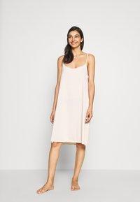 Marks & Spencer London - COOL SLIP - Noční košile - almond - 1