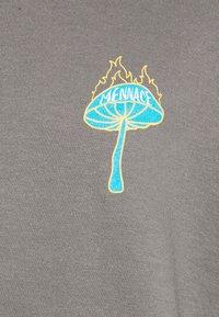 Mennace - UNISEX SHROOM PRINT  - Sweatshirt - charcoal - 2