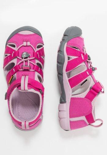 SEACAMP II CNX UNISEX - Walking sandals - very berry/dawn pink