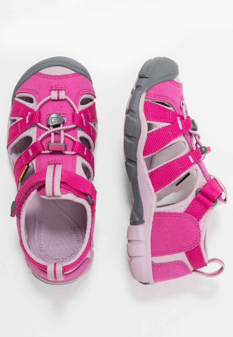 Keen - SEACAMP II CNX - Vandringssandaler - very berry/dawn pink