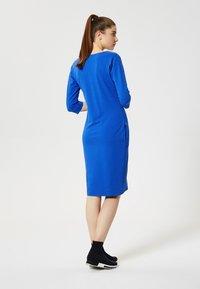 Talence - Vestito di maglina - bleu barbeau - 2