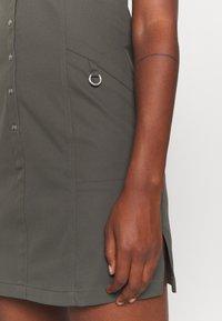Daily Sports - LYRIC CAP DRESS - Sports dress - cypress - 5