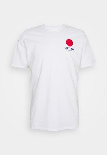 SUNRISE SUPPLY UNISEX - Camiseta estampada - white
