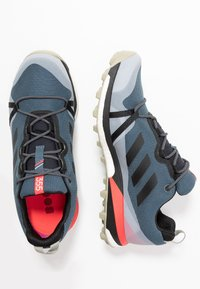 adidas Performance - TERREX SKYCHASER LT GORE-TEX - Trail running shoes - legend blue/core black/shock red - 1