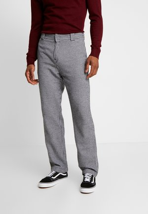 NORVELL PANT - Trousers - white