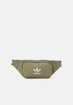 ADICOLOR WAISTBAND UNISEX - Bum bag - orbit green/focus olive/white