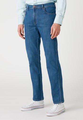 TEXAS - Straight leg jeans - stone lite