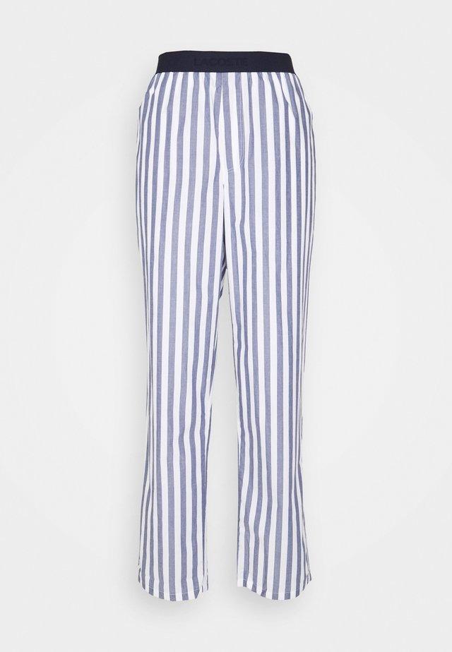 Bas de pyjama - chambray/white