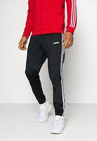 adidas Performance - SET - Verryttelypuku - scarle/black/white - 3